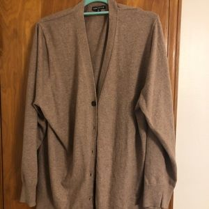 JCrew Factory Cardigan
